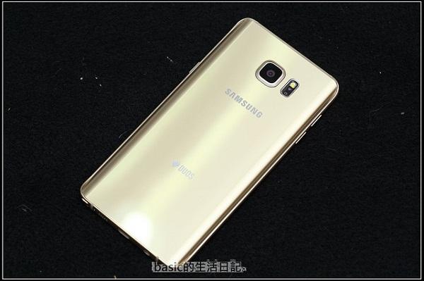 Viên pin khủng 3000mAh của Samsung Galaxy Note 5 2 sim