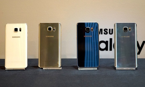 Samsung Galaxy Note 5 2 sim có nhiều tùy chọn màu sắc