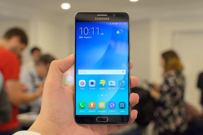 Samsung Galaxy Note 5 Mỹ 6