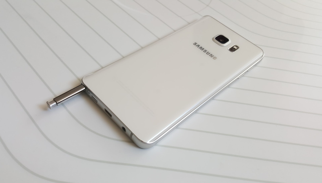 Samsung Galaxy Note 5 Mỹ 3