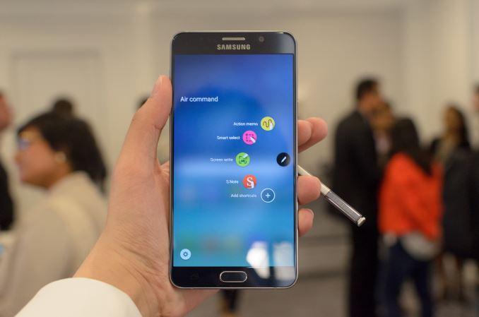 Samsung Galaxy Note 5 Mỹ 7