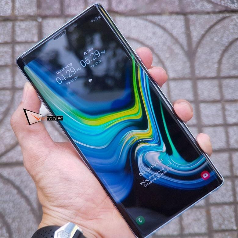 màn hình Samsung Galaxy Note 9 bản F