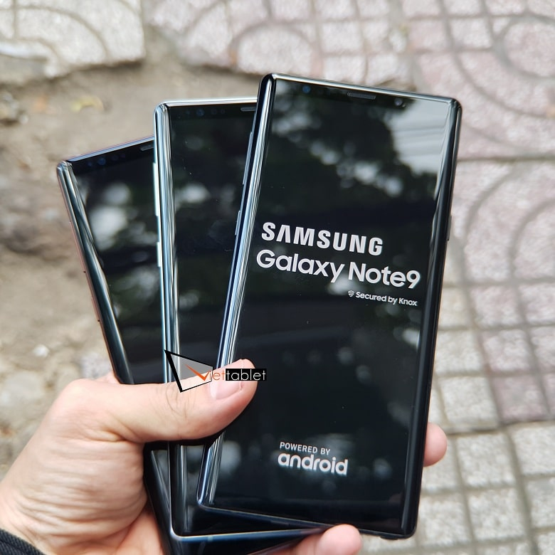 Samsung Galaxy Note 9 bản F