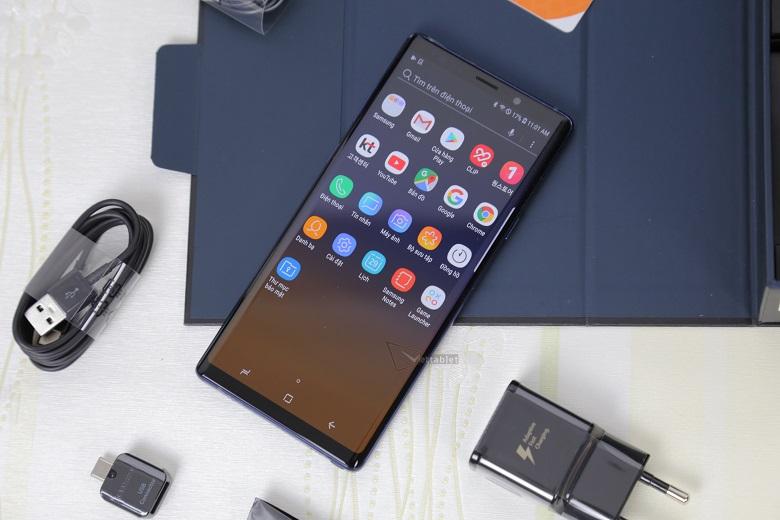 Trả góp Samsung Galaxy Note 9 tại Viettablet