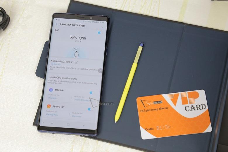 Mua Samsung Galaxy Note 9 128GB công ty