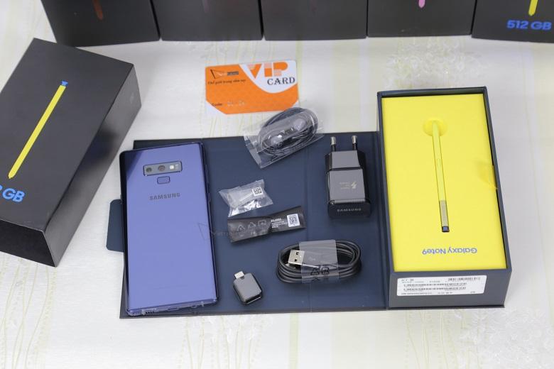 Samsung Galaxy Note 9 xách tay giá rẻ trả góp