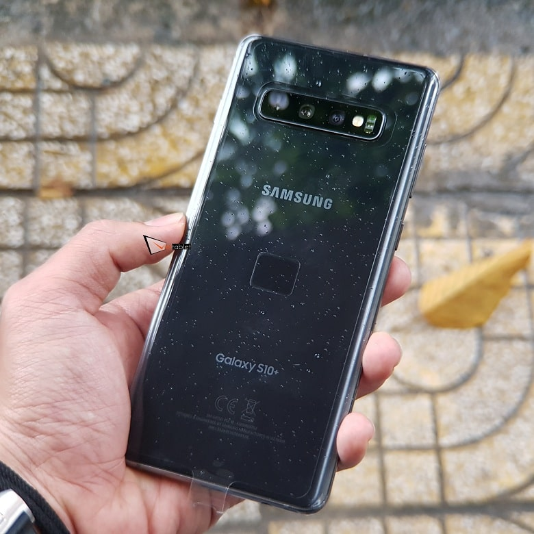 thiết kế Samsung Galaxy S10 Plus cũ