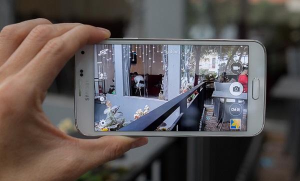 Samsung Galaxy S5 cũ sở hữu camera chất lượng