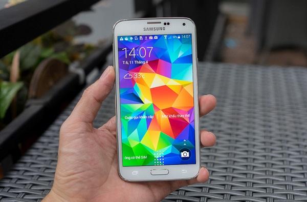 Samsung Galaxy S5 cũ