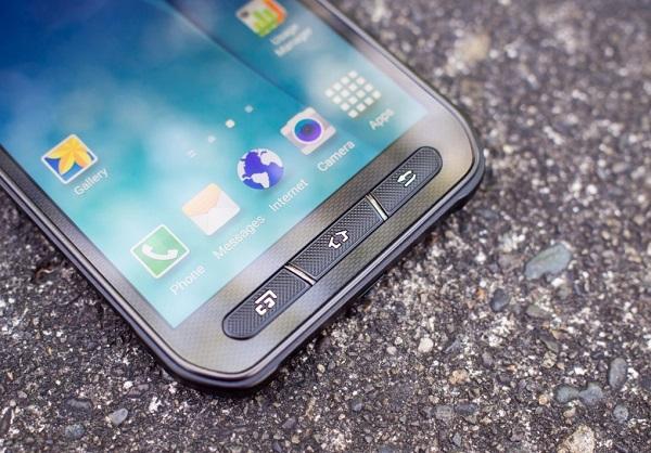 Vi xử lý 8 nhân mạnh mẽ giúp Samsung Galaxy S6 Active cho hiệu năng vượt trội