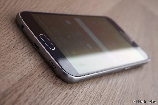Samsung galaxy S6 2 Sim với thiết kế sang trọng
