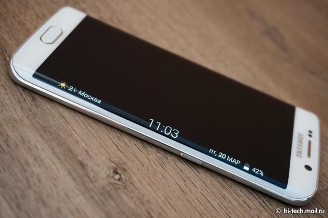Cấu hình Samsung Galaxy S6 2 Sim tương tự bản 1 SIm