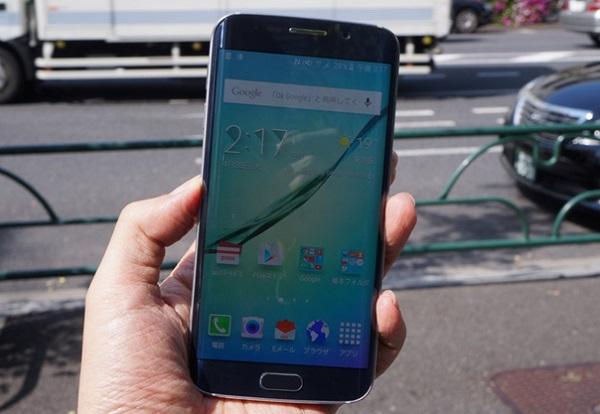 Samsung Galaxy S6 Edge Au mang đến hiệu năng xử lý vượt trội