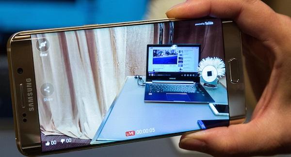 Samsung Galaxy S6 Edge Plus cho ảnh chụp, quay video vô cùng sắc nét