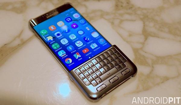 Bàn phím Qwerty khá ấn tượng trên Galaxy S6 Edge Plus