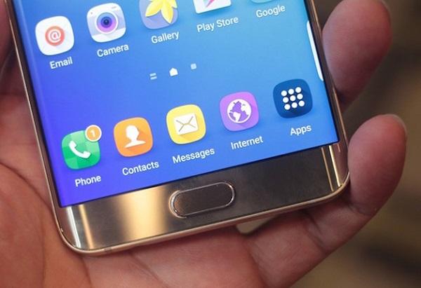 Samsung Galaxy S6 Edge Plus sở hữu màn hình độ phân giải 2K