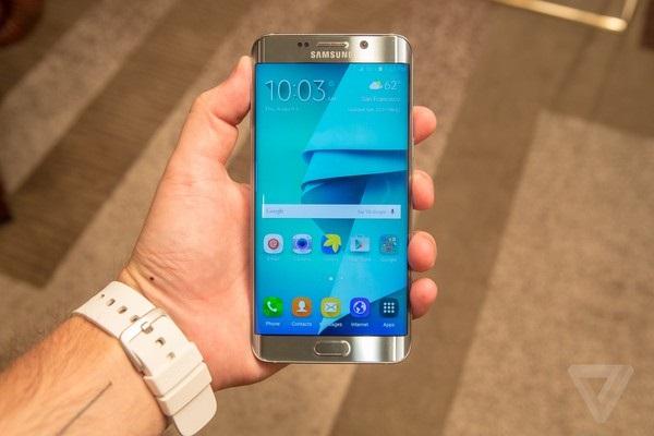 Samsung Galaxy S6 Edge Plus có thiết kế ấn tượng