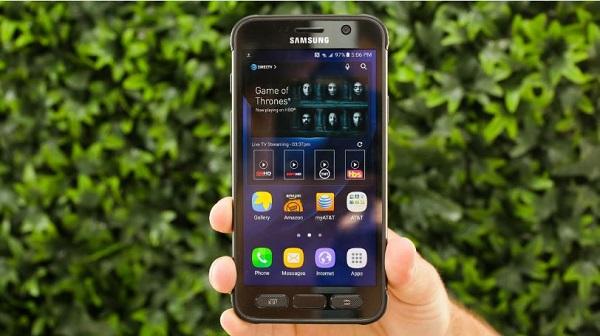 Samsung Galaxy S7 Active dùng chip Snapdragon 820 mạnh mẽ