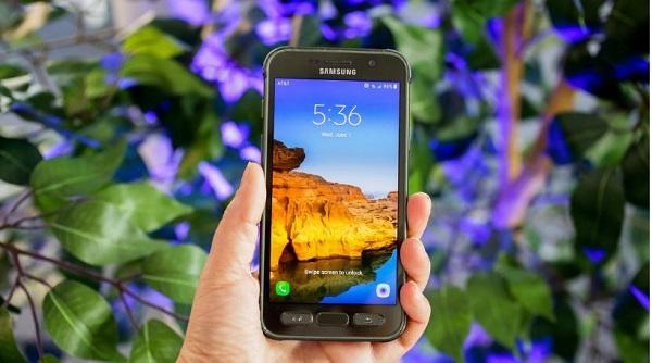 Samsung Galaxy S7 Active có màn hình Quad HD ấn tượng