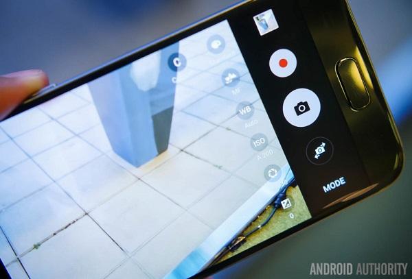 Samsung Galaxy S7 Mỹ cũ cho ảnh chụp sắc nét