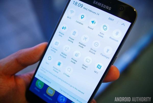 Samsung Galaxy S7 cũ cho hiệu năng vô cùng mạnh mẽ