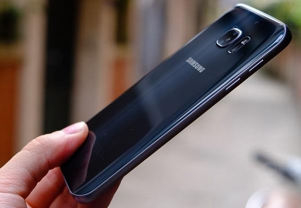 Samsung Galaxy S7 cũ từ Mỹ có thiêt kế đẹp sang trọng