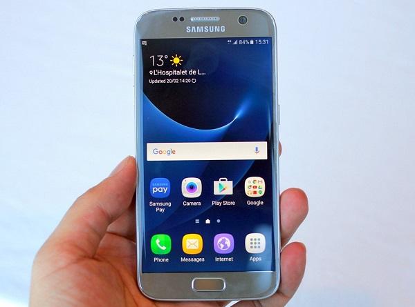 Samsung Galaxy S7 cũ xách tay Mỹ