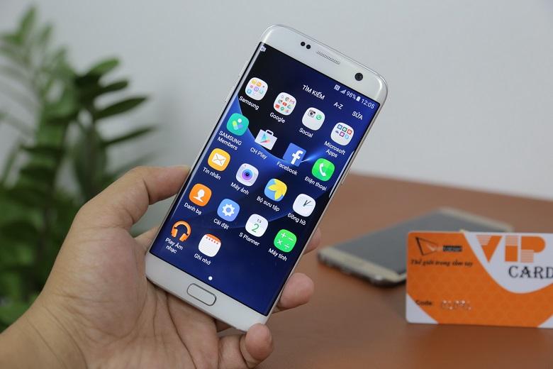 Camera Galaxy S7 Edge Fullbox sở hữu cấu hình vượt trội