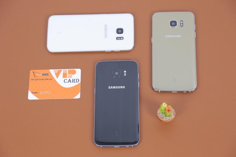Samsung Galaxy S7 Edge cũ có giá tốt tại Viettablet