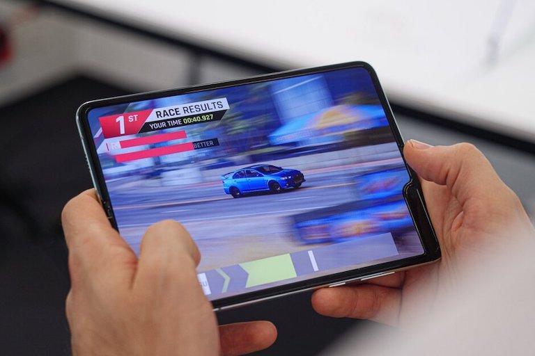 màn hình Samsung Galaxy Z Fold 2 5G