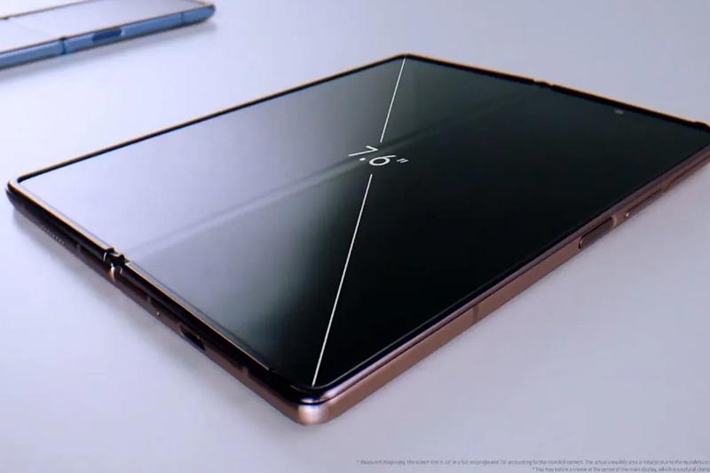 cấu hình Samsung Galaxy Z Fold 2 5G