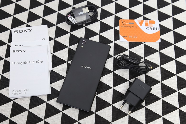 Sony Xperia XA1 là hàng công ty