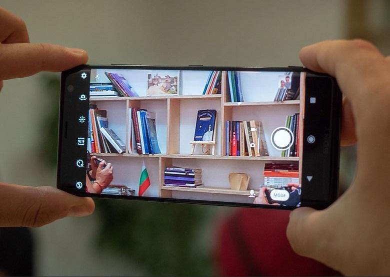 hiệu năng mạnh mẽ Sony Xperia XZ3