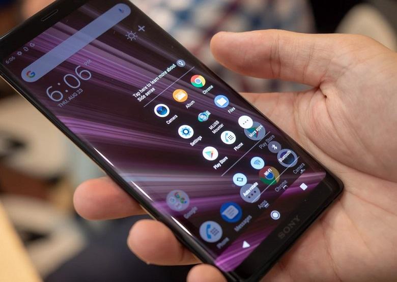 màn hình Sony Xperia XZ3