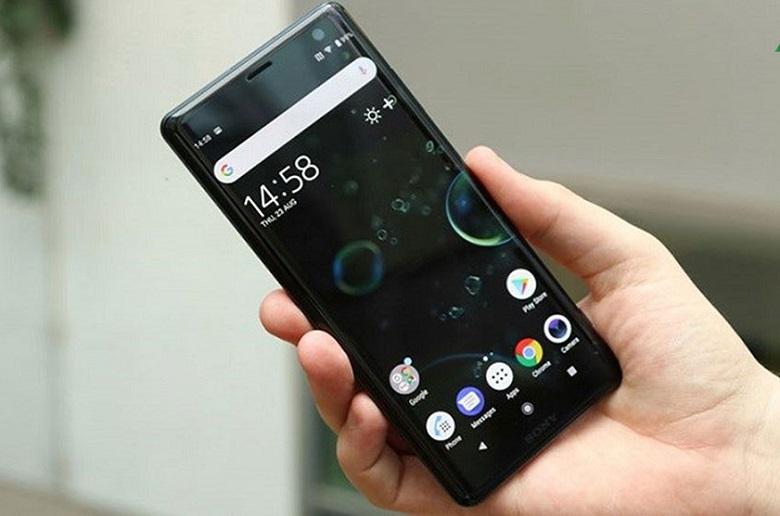 Sony Xperia XZ3 với diện mạo nam tính đặc trưng và màn hình siêu sắc nét