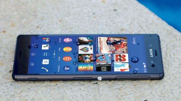 Sony Xperia Z3 cũ sở hữu màn hình Full HD
