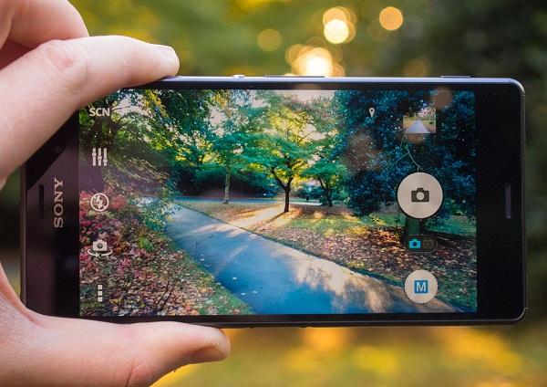 Camera chất lượng của Sony Z3 T-Mobile