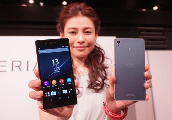 Sony Xperia Z4 Au sở hữu chip Snapdragon 810 mạnh mẽ