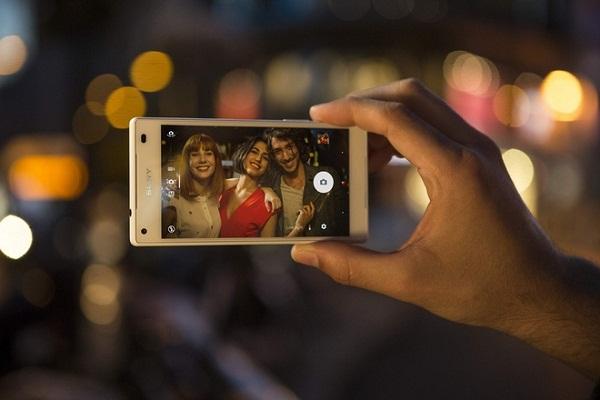 Camera sắc nét trên Sony Xperia Z5