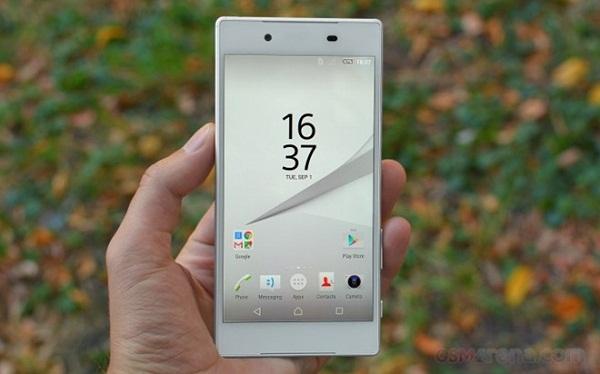Sony Xperia Z5 có màn hình sắc nét