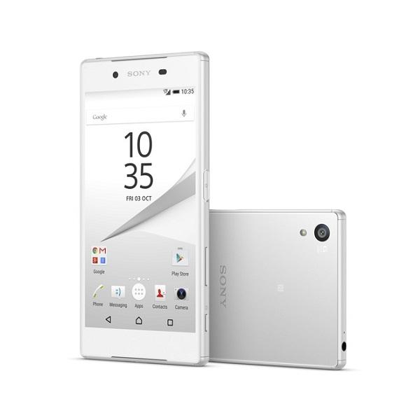 Sony Xperia Z5 có thiết kế đẹp