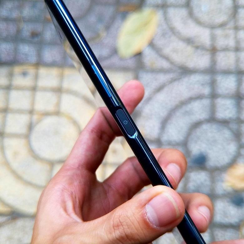 nút home của Sony Xperia XZ Premium Like New 99%