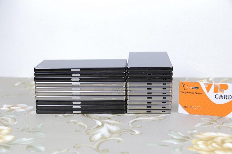 Sony Xperia Z5 Premium chống nước tốt