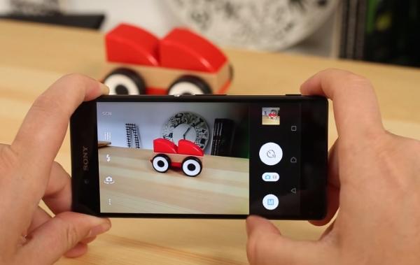 Sony Xperia Z3 Plus camera khủng