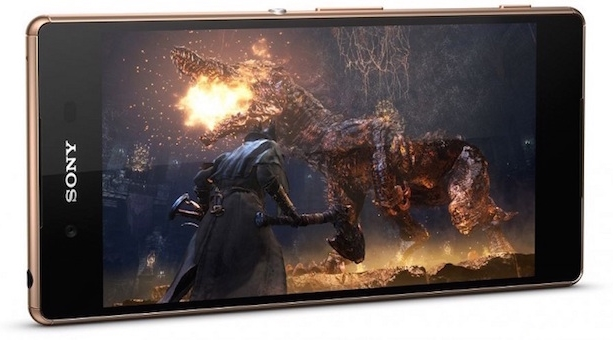 Sony Xperia Z3 Plus màn hình đẹp