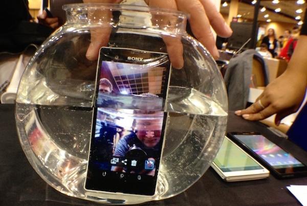 Sony Xperia Z3 Plus chống nước