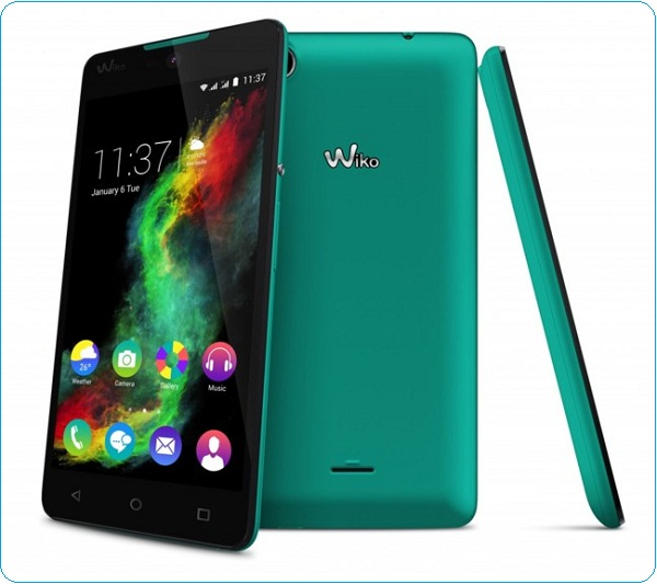 Thiết kế thanh lịch của Wiko Rainbow Lite