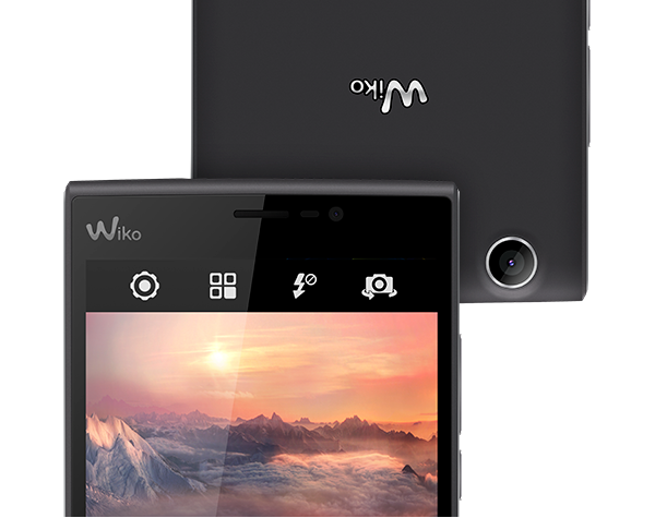 Camera của Wiko Ridge Fab 4G