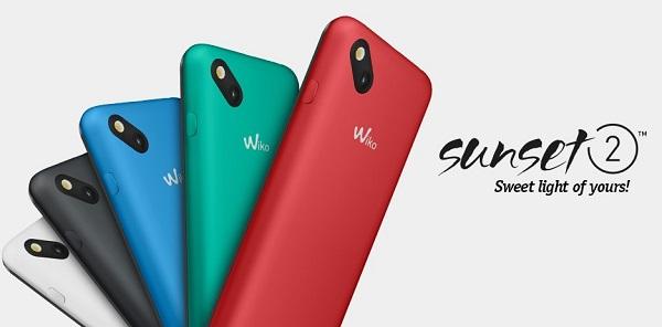 Tuy giá rẻ nhưng Wiko Sunset 2 vẫn có bộ đôi camera ấn tượng