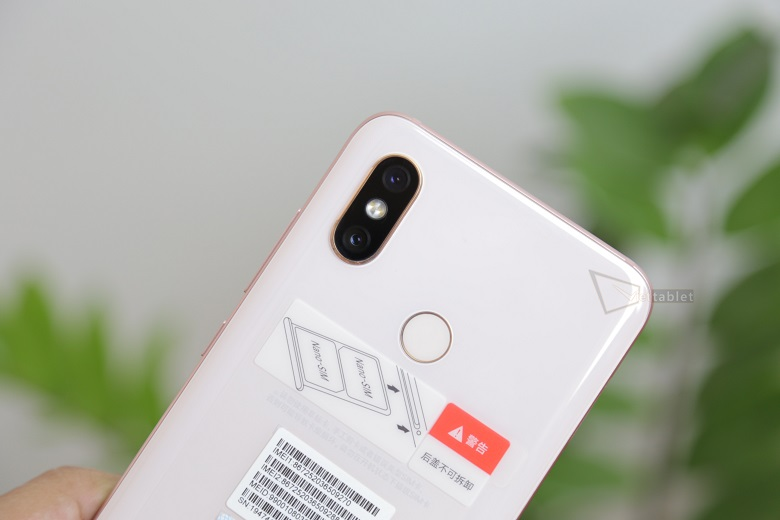 camera Xiaomi Mi 8